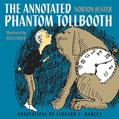 Norton Juster Annotated Phantom Tollbooth The