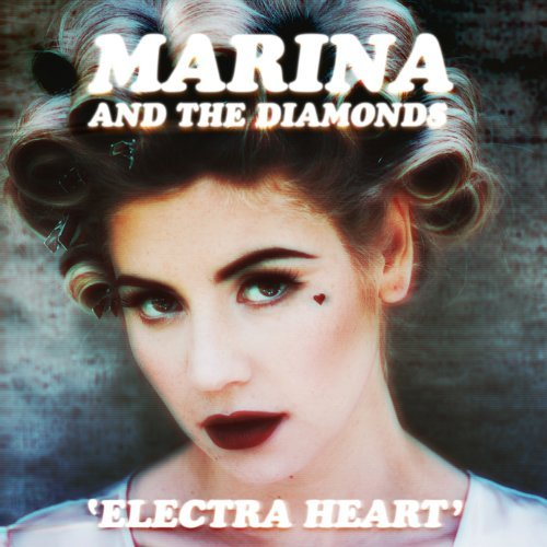 Marina & The Diamonds Electra Heart Import Gbr