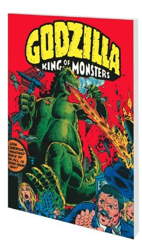 Doug Moench Essential Godzilla King Of The Monsters