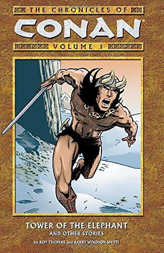 Kurt Busiek Conan Volume 3 The Tower Of The Elephant And Other Stories