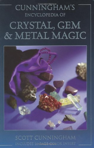 Scott Cunningham Cunningham's Encyclopedia Of Crystal Gem & Metal