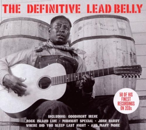 Lead Belly Definitive Lead Belly 2 CD