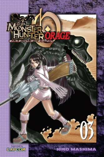 Hiro Mashima Monster Hunter Orage Volume 3