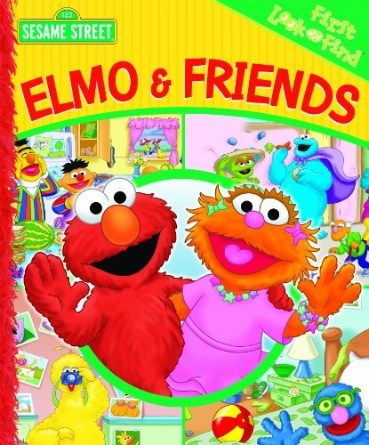 Dicicco Studios Elmo & Friends