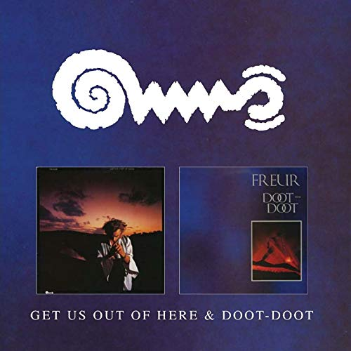 Freur Get Us Out Of Here Doot Doot Import Gbr 2 On 1 CD