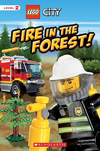 Samantha Brooke Lego City Fire In The Forest!