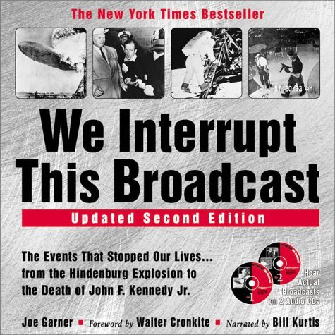 Garner Joe We Interrupt This Broadcast [with Cdromwith 2 Cd's