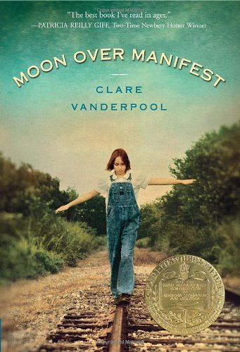 Clare Vanderpool Moon Over Manifest