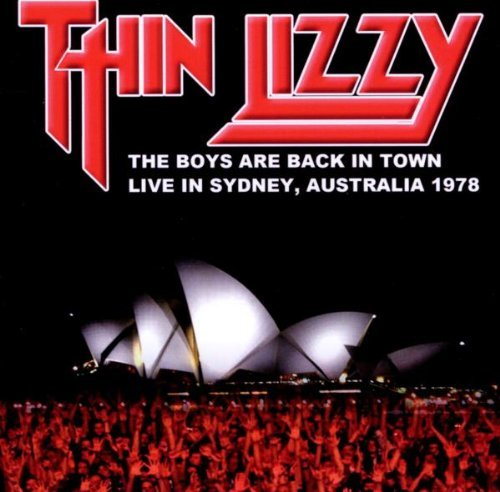 Thin Lizzy Boys Are Backin Town