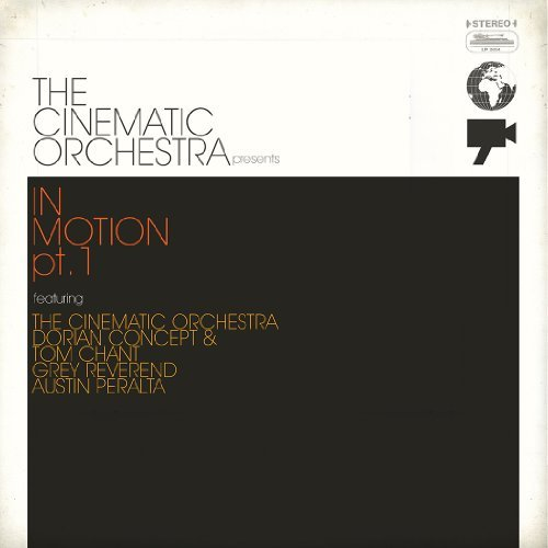 Cinematic Orchestra In Motion #1 180gm Vinyl 2 Lp