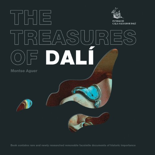 Aguer Montse Treasures Of Dali [with Over 20 Facsimile Docu The