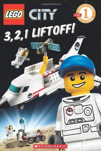 Sonia Sander Lego City 3 2 1 Liftoff!