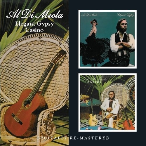 Al Di Meola Elegant Gypsy Casino Import Gbr 2 On 1 Remastered