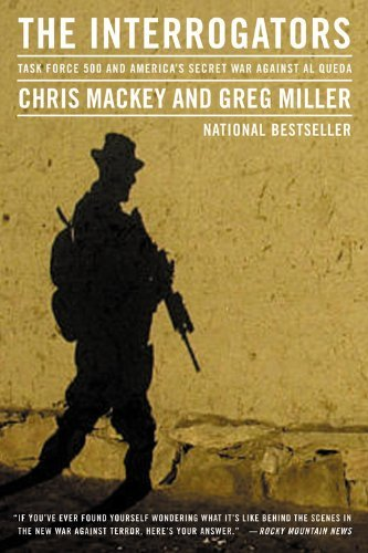 Chris Mackey The Interrogators Task Force 500 And America's Secret War Against A