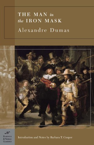 Alexandre Dumas The Man In The Iron Mask