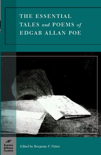 Edgar Allan Poe The Essential Tales And Poems Of Edgar Allan Poe