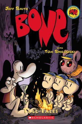 Tom Sniegoski Tall Tales (bone Prequel)