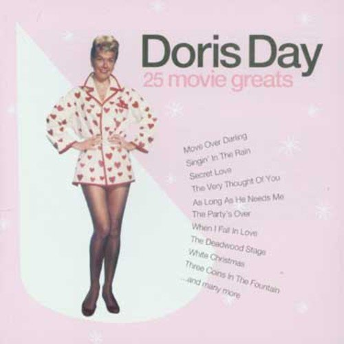 Doris Day 25 Movie Greats Import Gbr