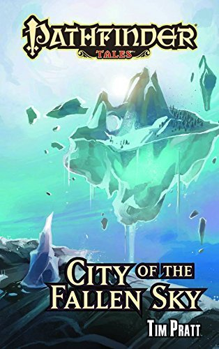 Tim Pratt City Of The Fallen Sky