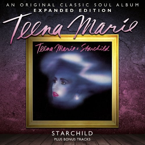 Teena Marie Starchild Expanded Edition Import Gbr