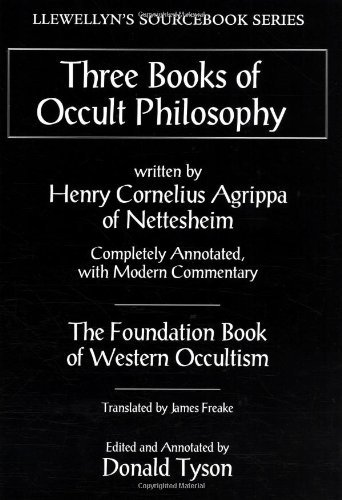 Henry C. Agrippa Three Books Of Occult Philosophy