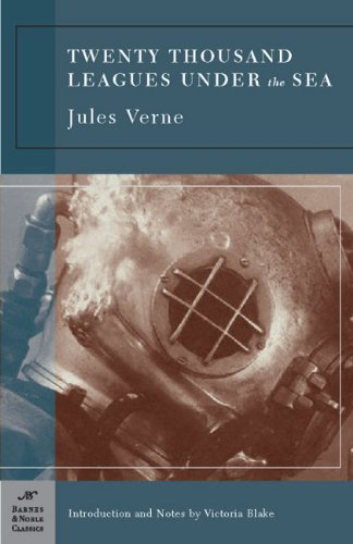 Jules Verne Twenty Thousand Leagues Under The Sea