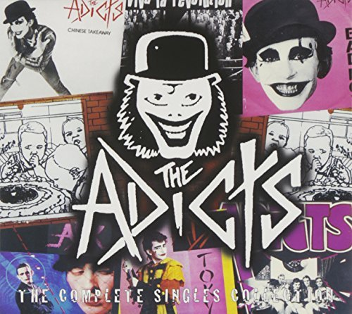 Adicts Complete Singles Collection Import Classic Punk