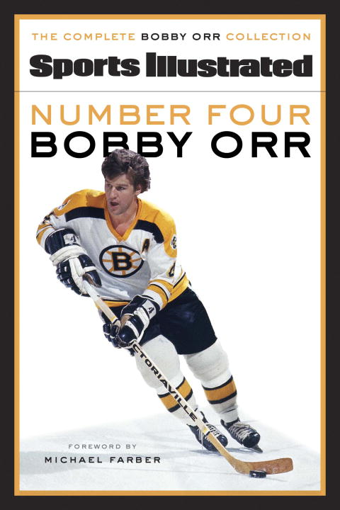 Sports Illustrated Number Four Bobby Orr