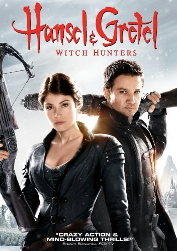 Hansel & Gretel Witch Hunters Renner Janssen Arterton DVD R Ws