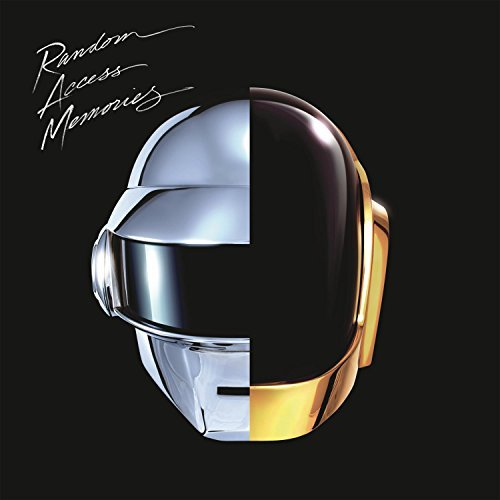 Daft Punk Random Access Memories 180gm Vinyl 2 Lp Incl. Download Card