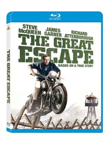 Great Escape Mcqueen Garner Bronson Coburn Blu Ray Nr