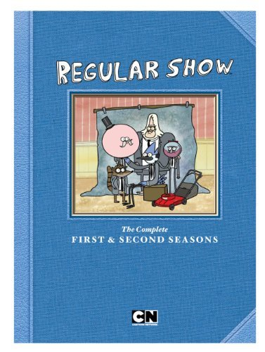 Regular Show Seasons 1 & 2 DVD