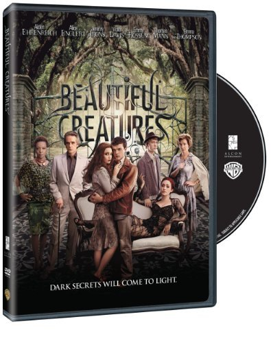 Beautiful Creatures Ehrenreich Englert Irons DVD Pg13