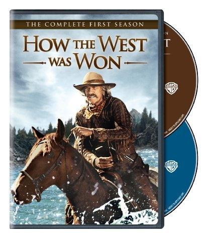 How The West Was Won How The West Was Won Season 1 Nr 2 DVD