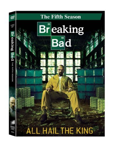Breaking Bad Season 5 DVD Tv14 Ws
