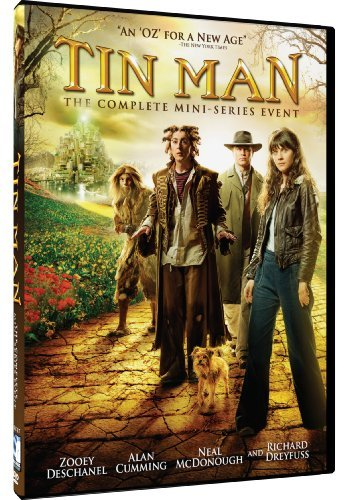 Tin Man The Mini Series Event Tin Man The Mini Series Event Ws Tvpg 2 DVD
