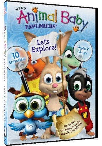 Wild Animal Baby Explorers Let Wild Animal Baby Explorers Let Tvg