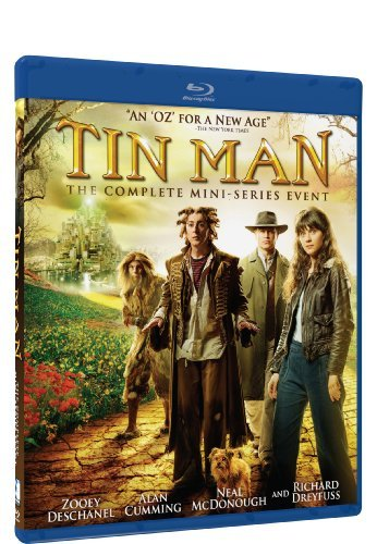 Tin Man The Mini Series Event Tin Man The Mini Series Event Blu Ray Ws Tvpg