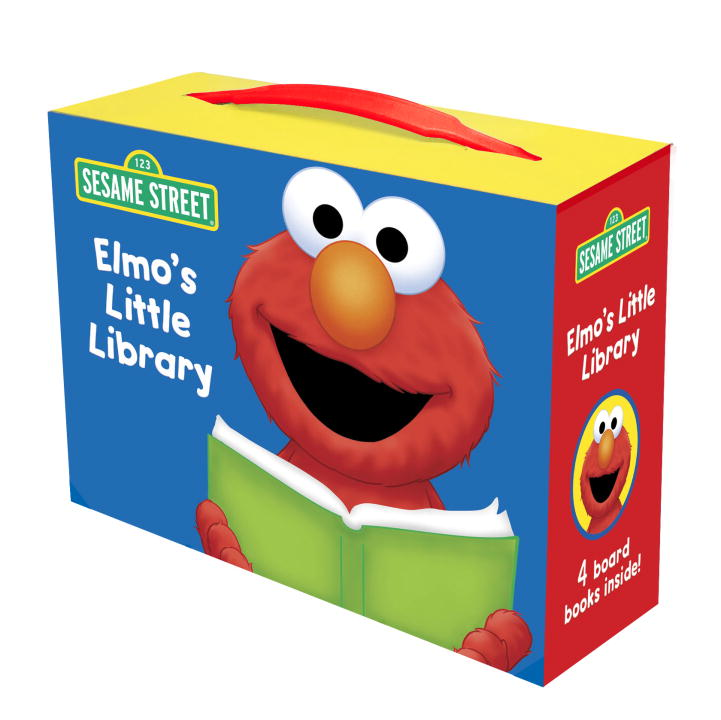 Sarah Albee Elmo's Little Library