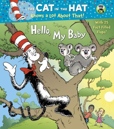 Tish Rabe Hello My Baby (dr. Seuss Cat In The Hat)