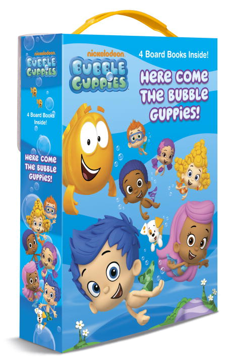 Mary Tillworth Here Come The Bubble Guppies! (bubble Guppies)
