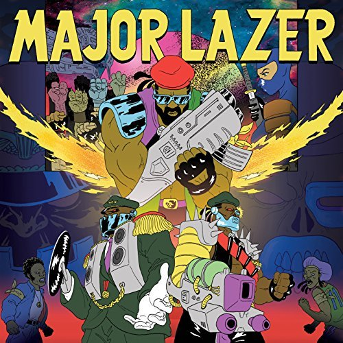 Major Lazer Free The Universe 2 Lp Incl. Digital Download