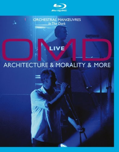 Omd Architecture Morality & More Blu Ray Nr
