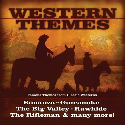 Jim Hendricks Western Themes Famous Music F