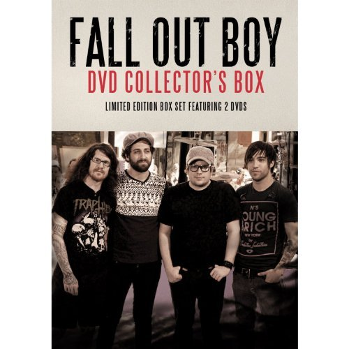 Fall Out Boy DVD Collectors Nr