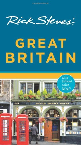 Rick Steves Rick Steves' Great Britain [with Map] 0020 Edition;