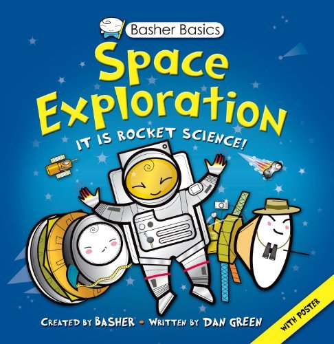 Simon Basher Space Exploration