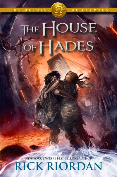 Rick Riordan The House Of Hades The Heroes Of Olympus Book 4