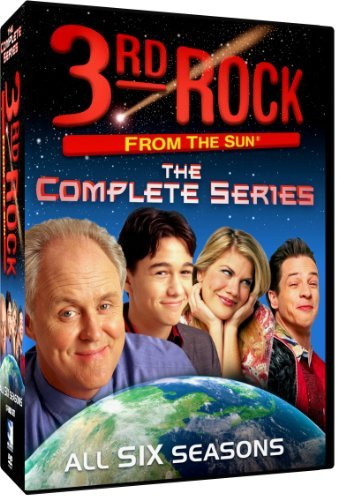 3rd Rock From The Sun Complete Series DVD