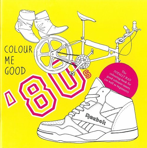Mel Elliott Colour Me Good 80s